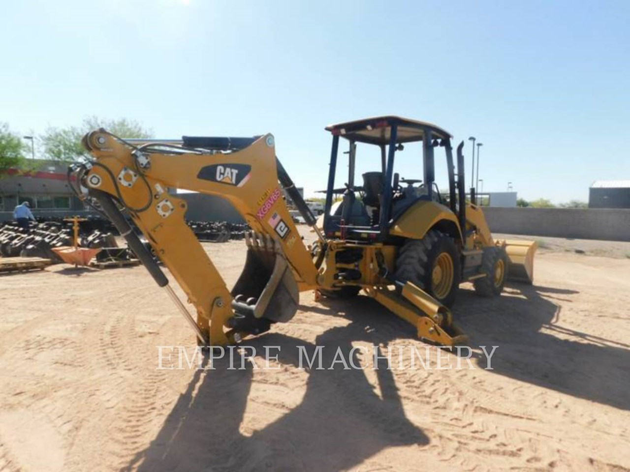 2018 Caterpillar 416F2 4EO Image 12