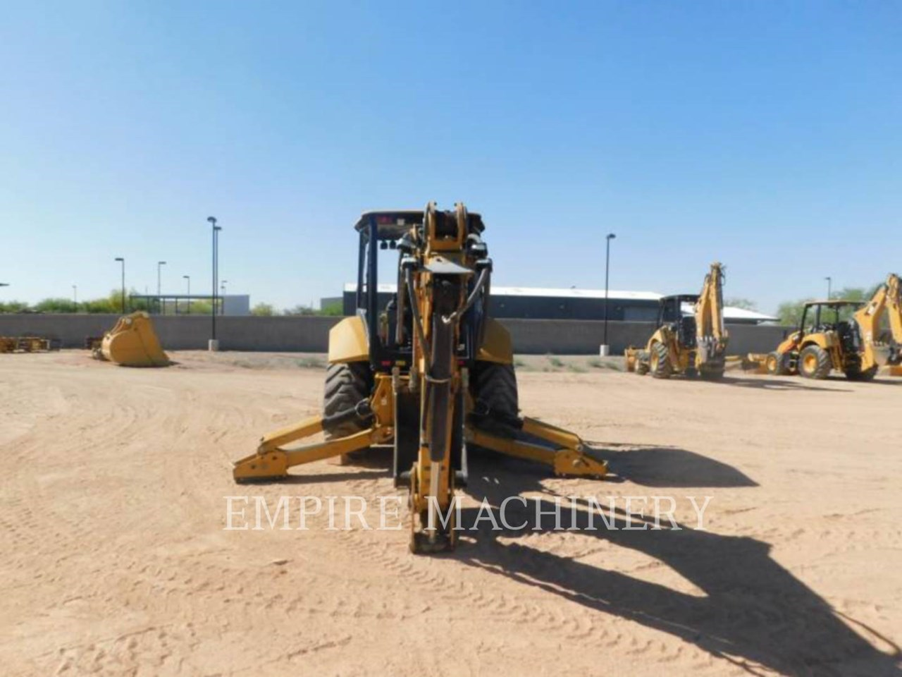 2018 Caterpillar 416F2 4EO Image 13
