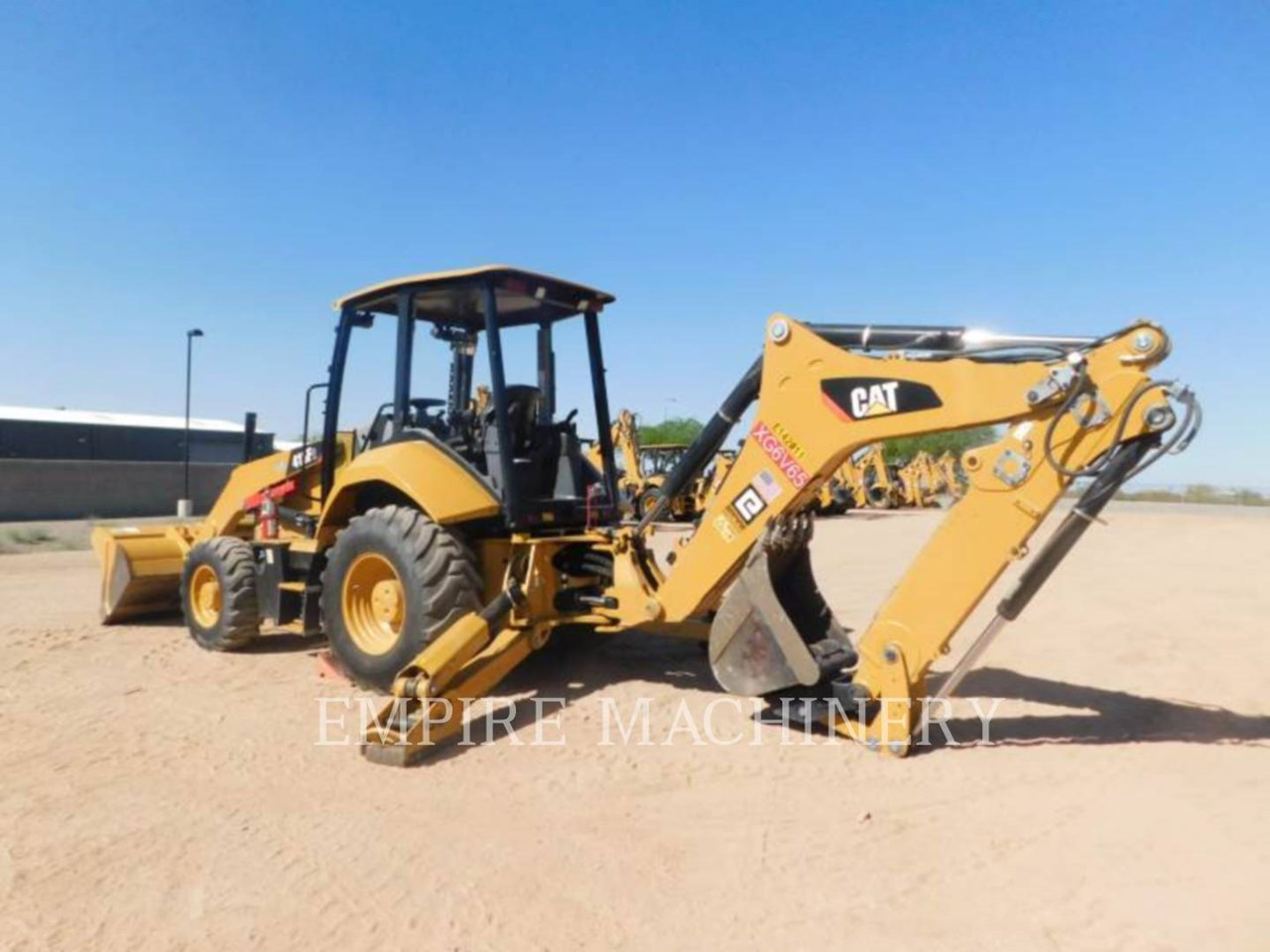 2018 Caterpillar 416F2 4EO Image 18