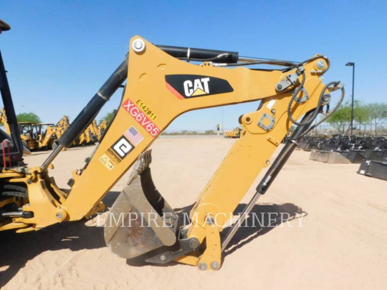 2018 Caterpillar 416F2 4EO Image 19