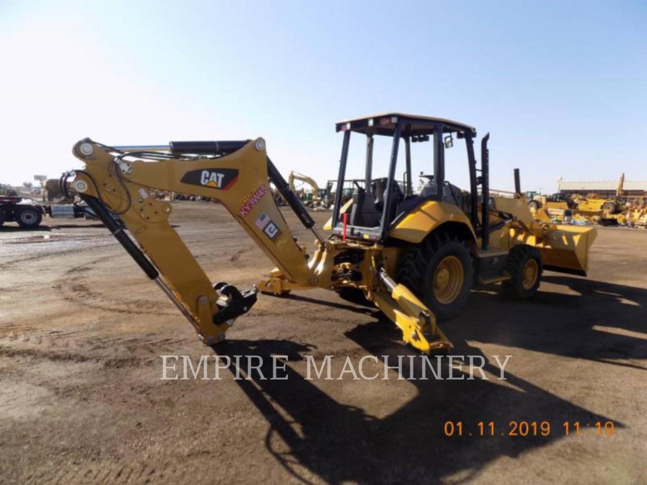 2018 Caterpillar 420F2 HRC Image 2
