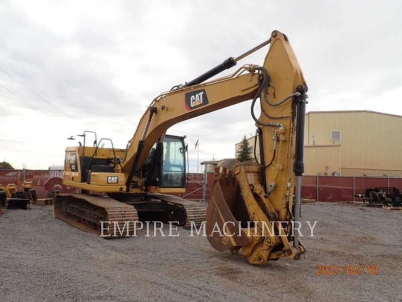 2018 Caterpillar 320-07 P Image 8