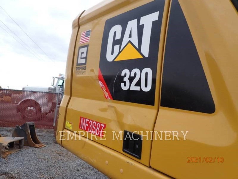 2018 Caterpillar 320-07 P Image 9