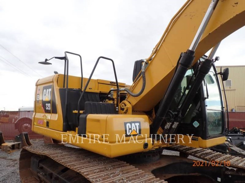 2018 Caterpillar 320-07 P Image 14