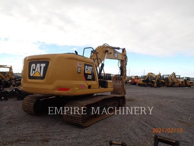 2018 Caterpillar 320-07 P Image 18