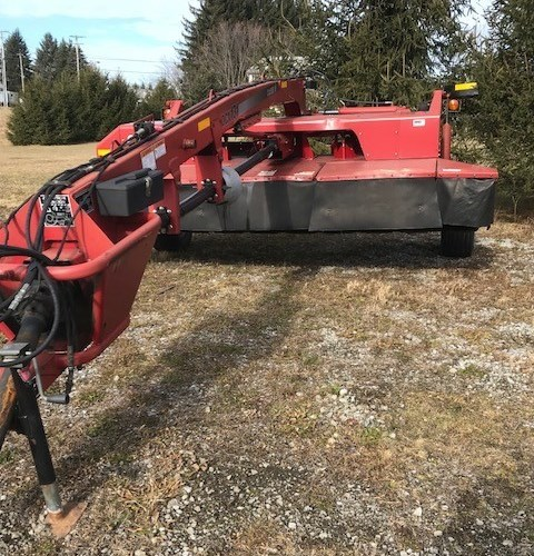 2004 Case IH DCX131 Mower Conditioner For Sale