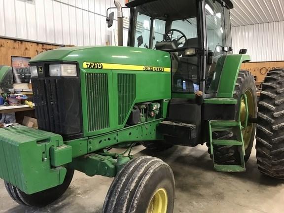 1997 John Deere 7710 Tractor For Sale