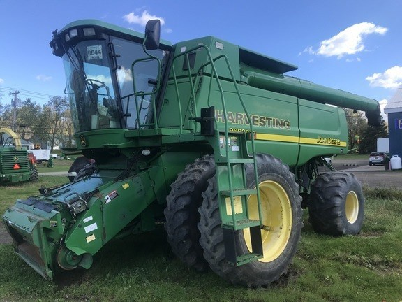 2005 John Deere 9660 STS Combine For Sale