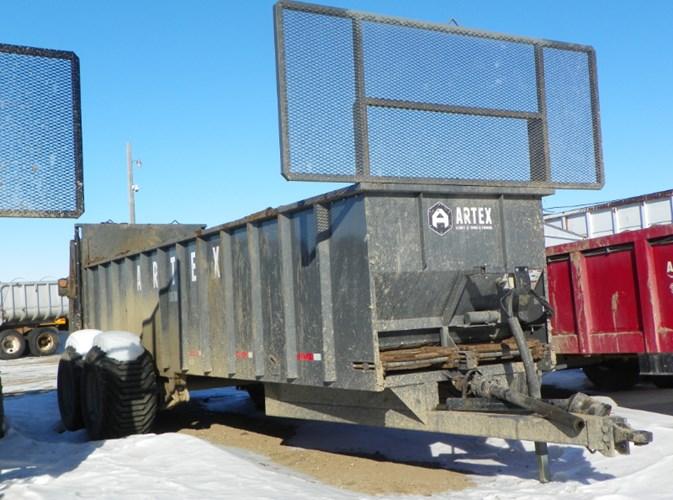 Artex SB700 Manure Spreader-Dry For Sale