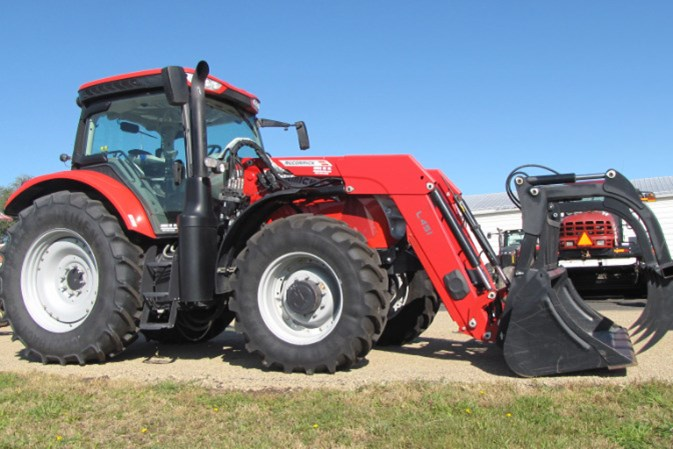 2016 McCormick X7.440 Tractor For Sale