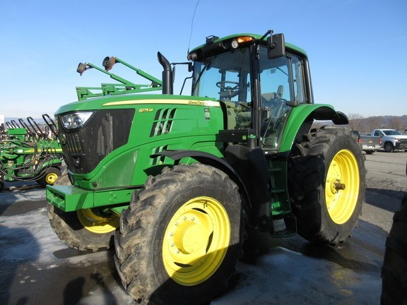 2018 John Deere 6175M Tractor For Sale
