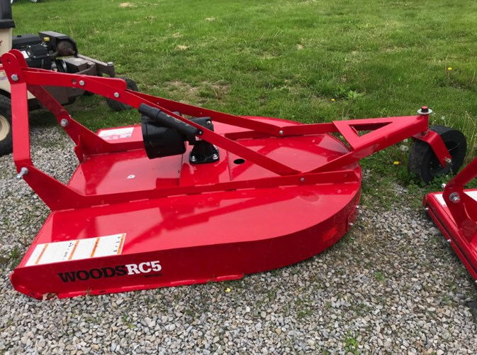 2018 Woods RC5 Rotary Cutter For Sale