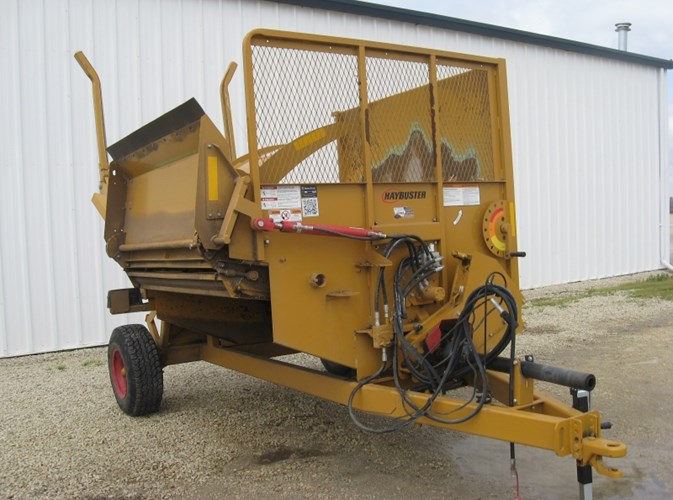 2016 Haybuster 2660 Bale Processor For Sale