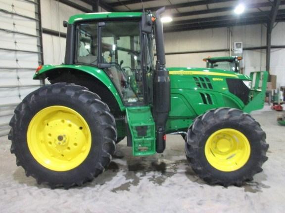 2018 John Deere 6120M Tractor For Sale