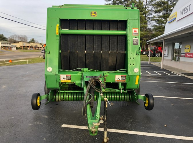 2007 John Deere 557 Baler-Round For Sale