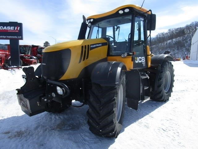 2012 JCB 3230-65 XTRA FASTRAC Tractor For Sale