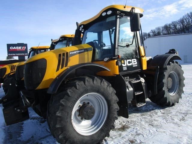 2013 JCB 3230-65 XTRA FASTRAC Tractor For Sale