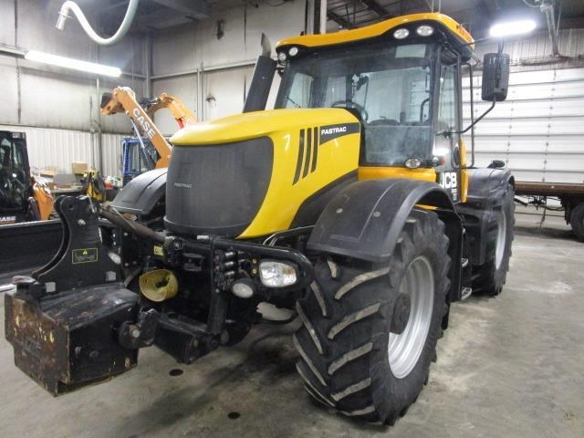 2012 JCB 3230-65 XTRA  FASTRAC Front Linkage Tractor For Sale