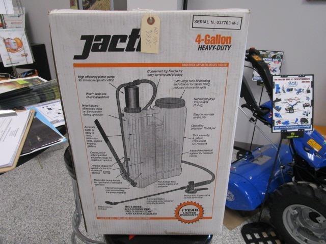 2017 Jacto CD400 Sprayer For Sale