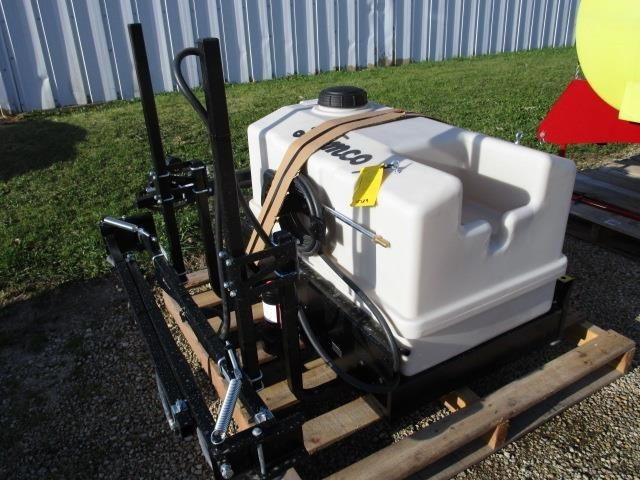 2017 Demco 60G SKIDMOUNT Sprayer For Sale