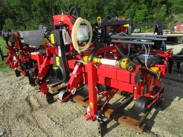 2018 MaterMacc MSO 3row vegetable planter Planter For Sale