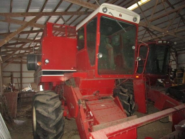 1978 Case IH 1440 Combine For Sale