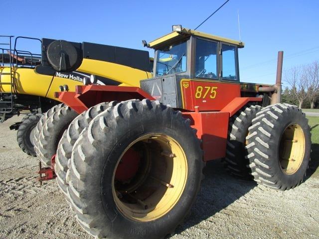 1980 Versatile 875 Tractor For Sale