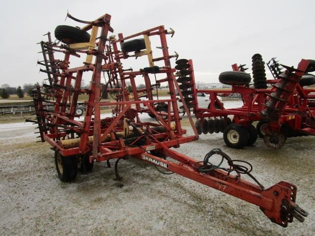Krause 4100--26' Field Cultivator For Sale