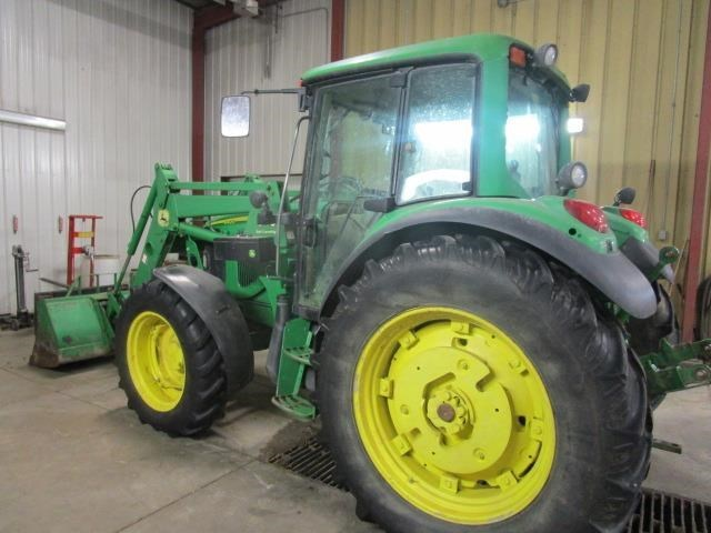 2007 John Deere 6420 CAB Tractor For Sale