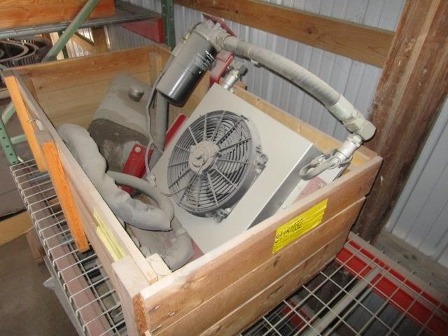 2014 Case IH planter cooler Case/IH Attachment For Sale