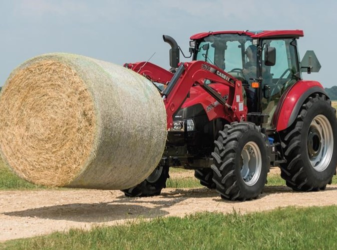 2018 Case IH FARMALL 120C PS:-Cab Tractor For Sale