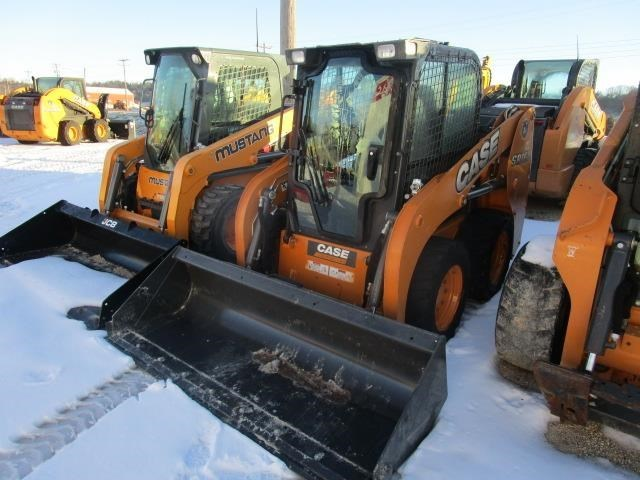 2016 Case SR160 Skid Steer For Sale