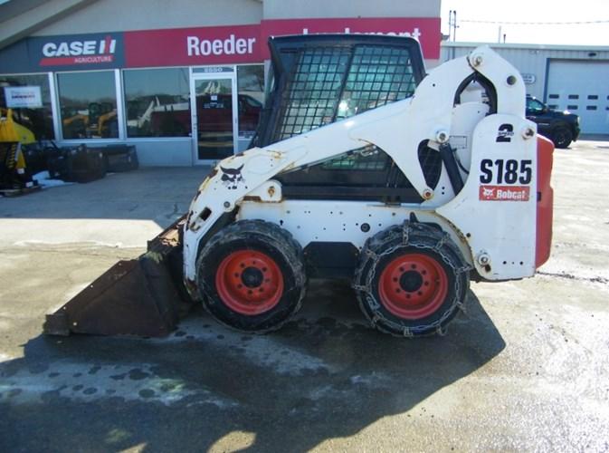 2010 Bobcat S185 Skid Steer For Sale