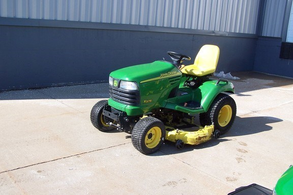 2003 John Deere X575 Riding Mower For Sale