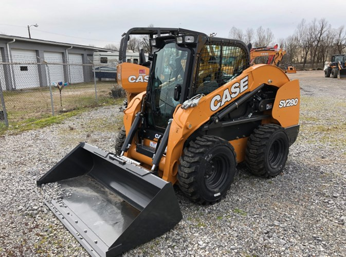 2018 Case SV280 Skid Steer-Track For Sale