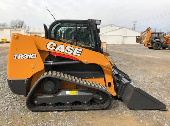 Case TR310 Skid Steer-Track For Sale
