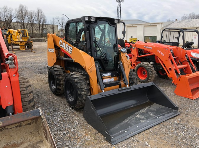 Case SR210 Skid Steer-Track For Sale » McKeel Equipment