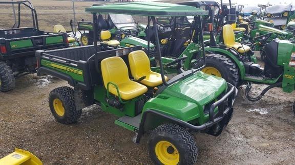 2016 John Deere TX 4X2 Utility Vehicle For Sale