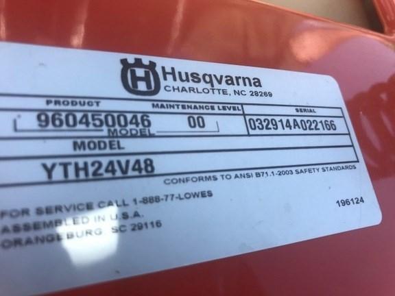 2013 Husqvarna YTH2348 Riding Mower For Sale