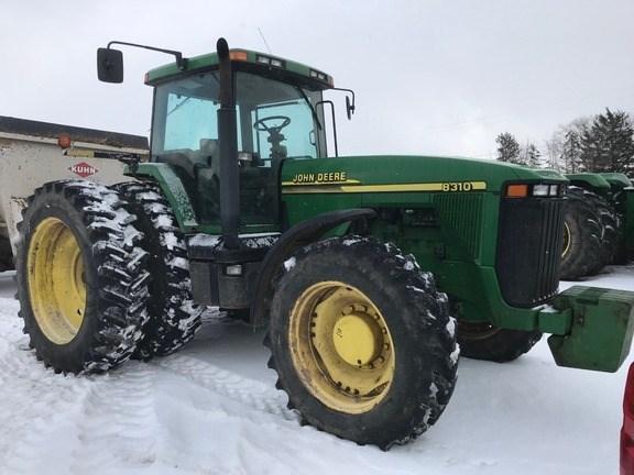 2000 John Deere 8310 Tractor For Sale