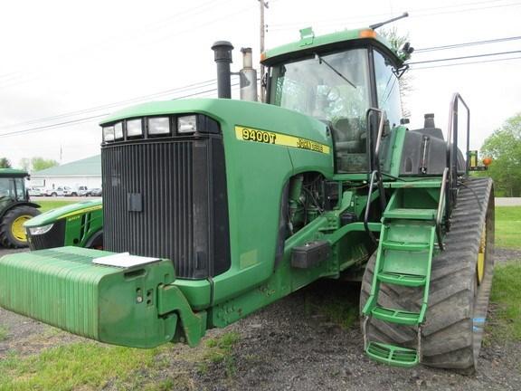2000 John Deere 9400T Tractor - Track For Sale