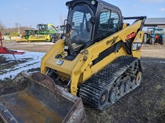 Skid Steer-Track For Sale 2016 Caterpillar 297D2