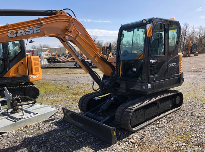 Case CX57C Excavator-Mini For Sale