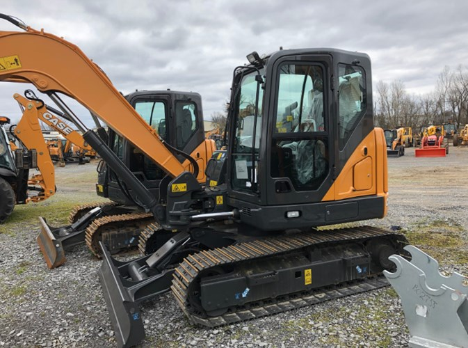 Case CX80C Excavator-Mini For Sale