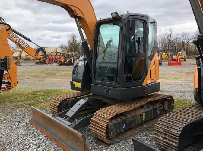 Case CX75Csr Excavator-Mini For Sale