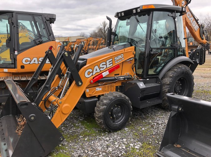 Case 580SN Loader Backhoe For Sale