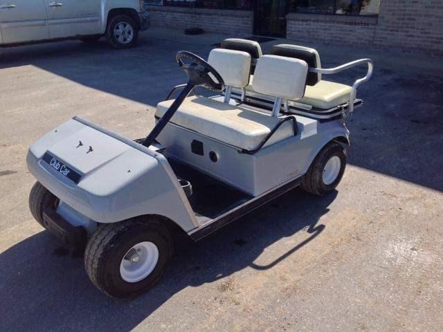 1997 Club Car GOLF CART Recreational Vehicle For Sale