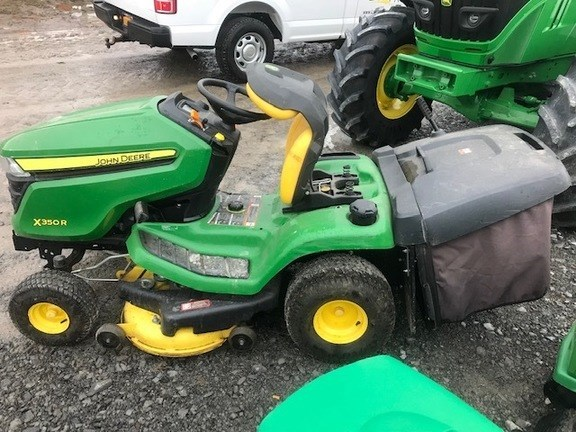 2016 John Deere X350R Lawn Mower For Sale