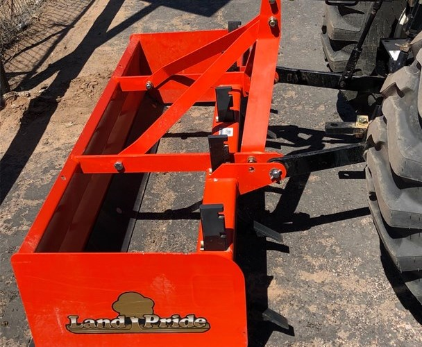 Land Pride BB1266 Scraper-Pull Type