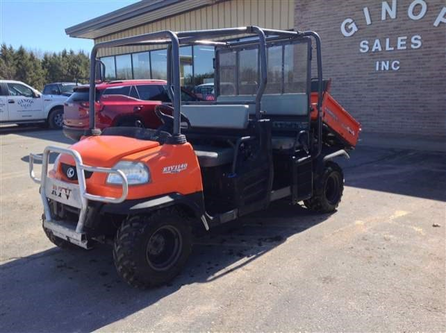 2011 Kubota RTV1140CPX Recreational Vehicle For Sale